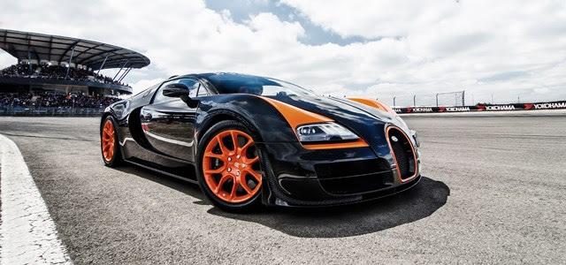 Bugatti Veyroon