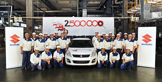 Suzuki 2500000