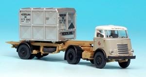 daf vrachtwagen miniatuur