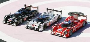 Porsche FIA WEC