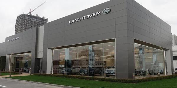 Jaguar Land Rover Wijzigt Haar Dealernetwerk In Hengelo Apeldoorn