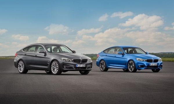 BMW Group presenteert de BMW 3 Serie Gran Turismo in Parijs