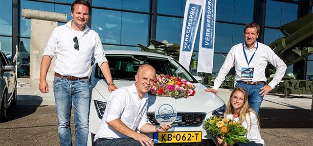 SEAT Leon voor 2e maal 'Lesauto van het Jaar'