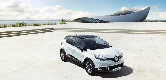Renault Captur leverbaar als Speciale Série Signature Wave