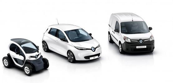 Renault overhandigt 100.000ste elektrische auto