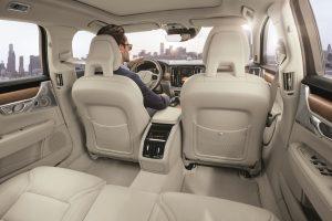 Volvo S90 China version interior