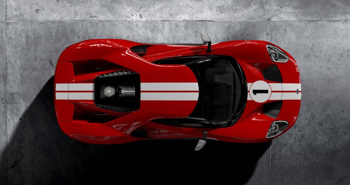 Ford GT '67