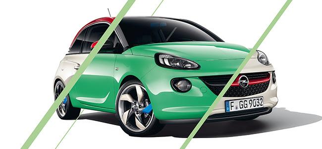 Opel ADAM UNLIMITED L